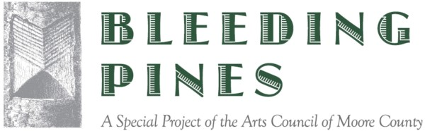 Bleeding Pines logo